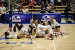 Women's Volleyball Team Named State Champions